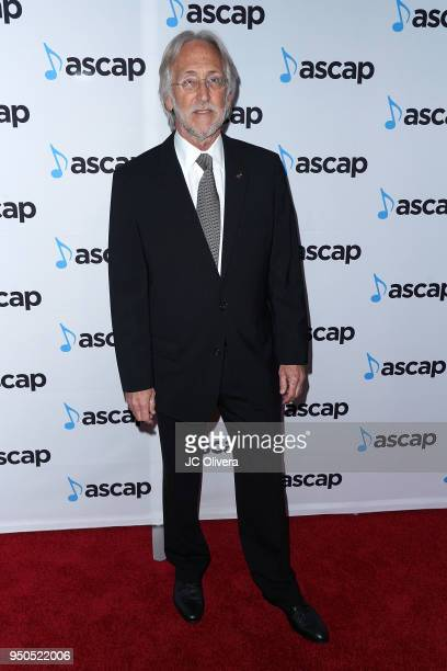 The Recording Academy and MusiCares President/CEO Neil Portnow attends the 2018 ASCAP Pop Music Awards on April 23 2018 in Beverly Hills California