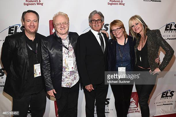 The Recording Academy Chief Advocacy Officer Daryl Freidman Producer Peter Asher The Village CEO Jeff Greenberg Omnivore Recordings Cheryl Pawelski...