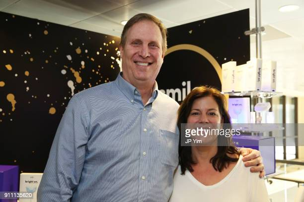 The Recording Academy's CIO Rick Engdahl attends the GRAMMY Gift Lounge during the 60th Annual GRAMMY Awards at Madison Square Garden on January 27...