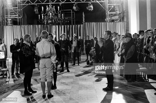 The recording of 'Hamlet at Elsinore' at Kronborg Castle Denmark The castle is where Shakespeare set the play and is the only version to have been...