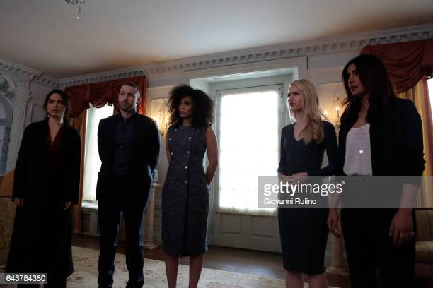 QUANTICO 'EPICSHELTER' The recruits learn how to burn everything down if they are ever exposed Meanwhile a mysterious death leads to an FBI...