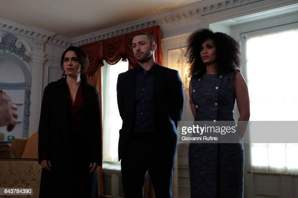 QUANTICO EPICSHELTER The recruits learn how to burn everything down if they are ever exposed Meanwhile a mysterious death leads to an FBI...