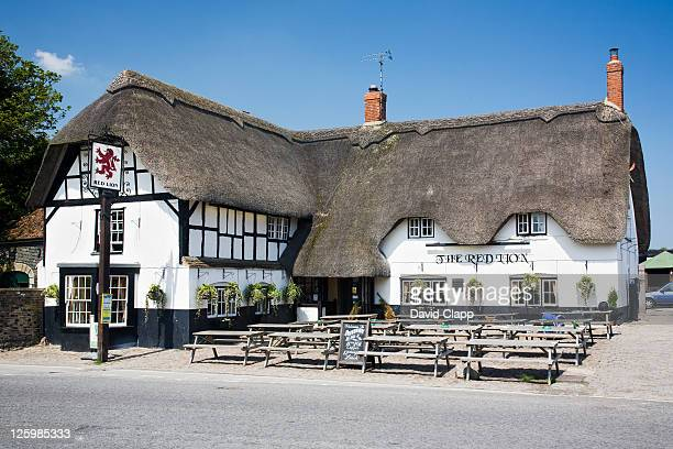 The Red Lion Inn, Avebury, Wiltshire