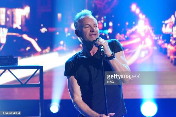 The Red Nose Day Special -- Pictured: Sting --