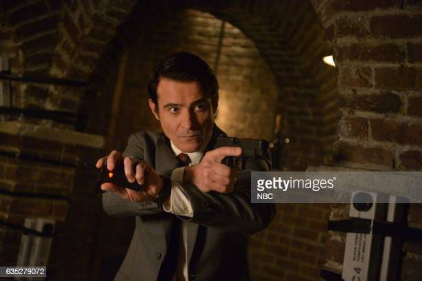 TIMELESS The Red Scare Episode 115 Pictured Goran Visnjic as Garcia Flynn