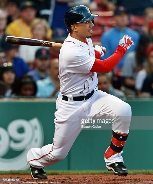 The Red Sox jumped to a very quick lead when Mookie Betts led off the bottom of the first inning with a home run into the Green Monster seats that...