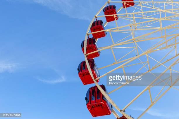 the red wheel in fremantle - vector stock pictures, royalty-free photos & images