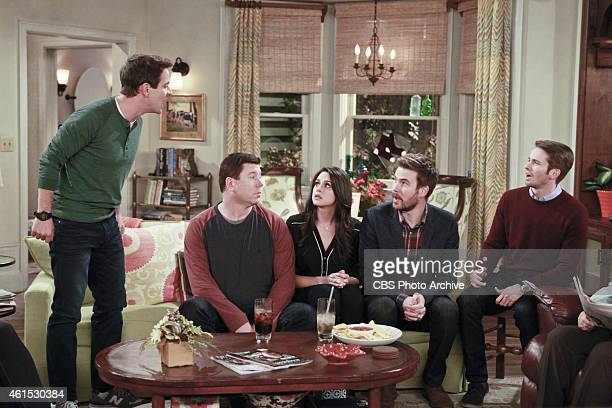 'The Ref' Pictured Joey McIntyre as Gerald Jimmy Dunn as Sean Kelen Coleman as Jackie Zach Cregger as Doug and Tyler Ritter as Ronny When Ronny dates...