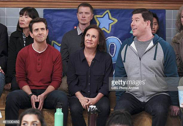 'The Ref' Pictured Joey McIntyre as Gerald Laurie Metcalf as Marjorie and Jimmy Dunn as Sean When Ronny dates Doug a handsome ref who has a history...
