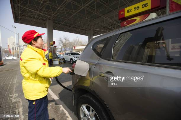 The refined gasoline and diesel oil prices reduced RMB190 and RMB185 per ton on 28th February 2018 in China