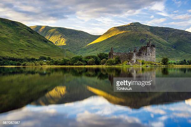 The Reflection of Kilchurn Castle