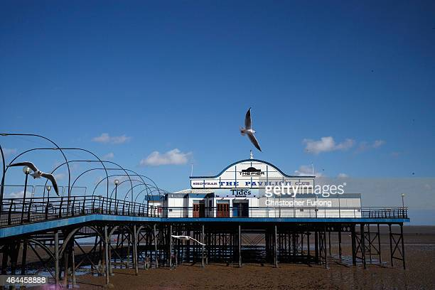 The refurbished pier adorns the promenade of Cleethorpes. Greater Grimsby is famed for it's fishing and sea industries and is destined to be one of...
