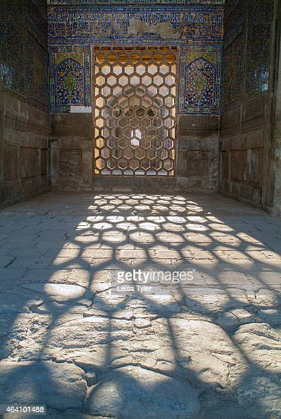 The Registan one of the world's most important examples of Islamic architecture in Samarkand Uzbekistan Built approximately 4000 years ago Samarkand...