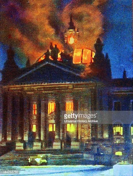 The Reichstag fire was an arson attack on the Reichstag building in Berlin on 27 February 1933 The event is seen as pivotal in the establishment of...