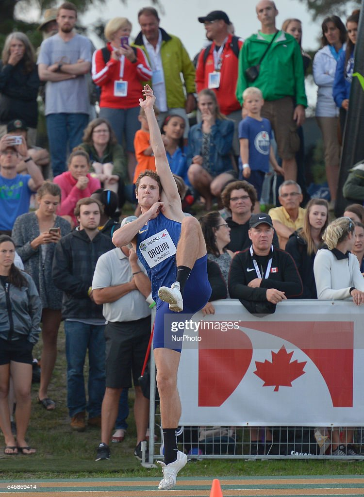 2016 Canadian Track & Field Championships and Rio Selection Trials : News Photo