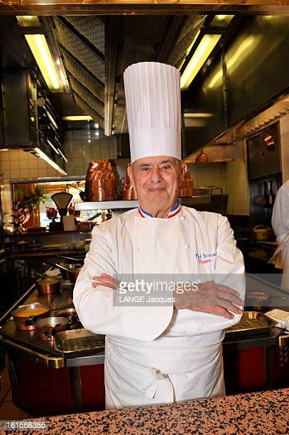 The Relay Bernard Loiseau Celebrates Its 20th Anniversary At Bocuse Paul BOCUSE a invité dans son établissement de COLLONGESAUMONTD'OR Dominique...