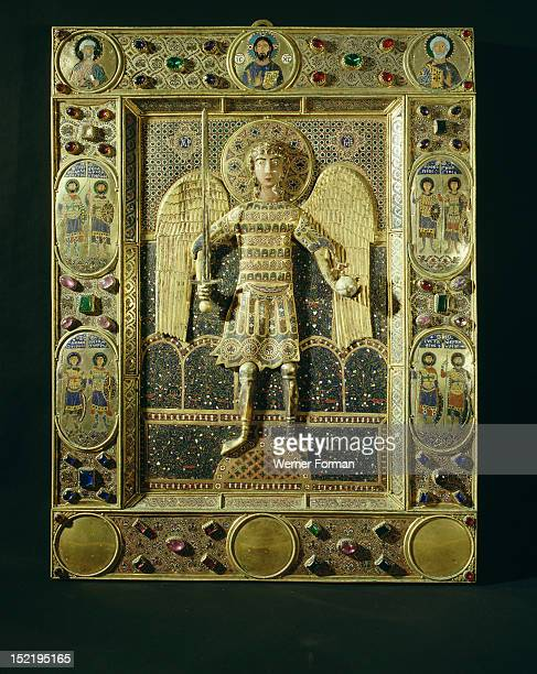 The relief icon of the Archangel St Michael in armour is a unique work and costly pieces such as this formed much of the booty that the Venetians...