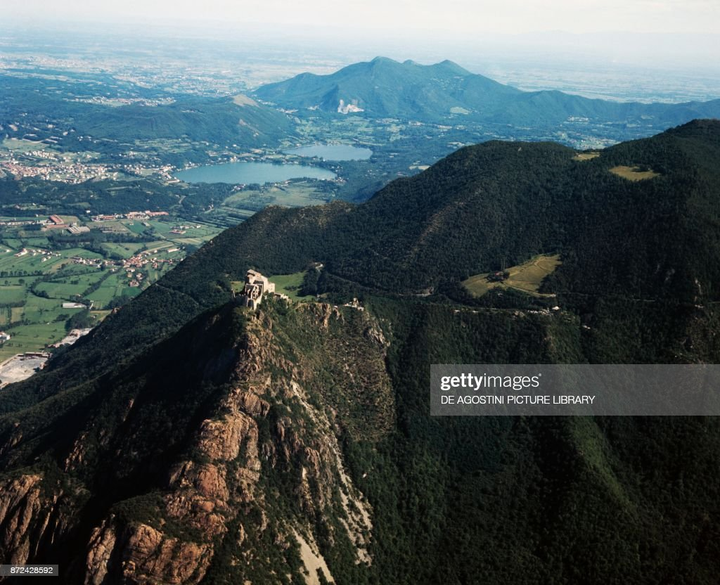 Religious complex, Mount Pirchiriano Pictures | Getty Images