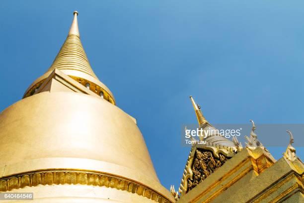 The Reliquary, The Grand Palace, Bangkok, Thailand
