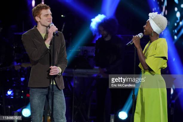IDOL 211 The remaining 10 contestants of the Top 20 perform duets with allstar celebrity partners from The Wiltern in Los Angeles as the search for...