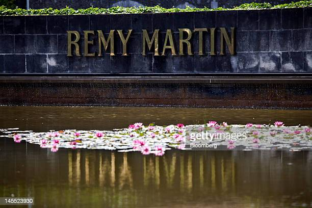 The Remy Martin company name is seen at the Remy Cointreau SA headquarters in Cognac France on Thursday May 31 2012 France's secondbiggest distiller...