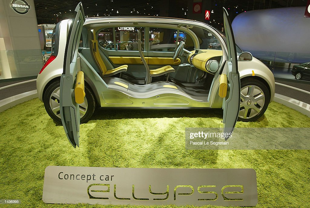 Paris Auto Show 2002 Pictures Getty Images