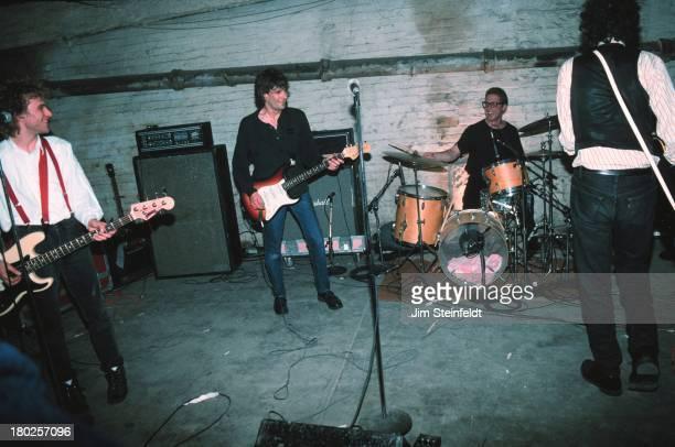 The Replacements perform at Metro Studios in Minneapolis Minnesota in 1990