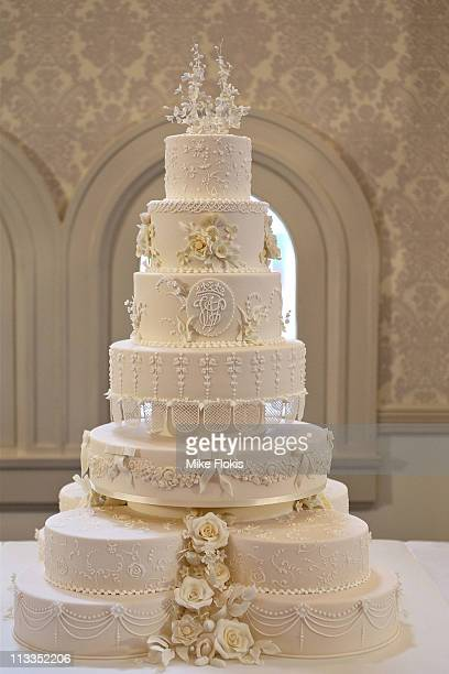 30 Meilleures Wedding Cake Photos Et Images Getty Images