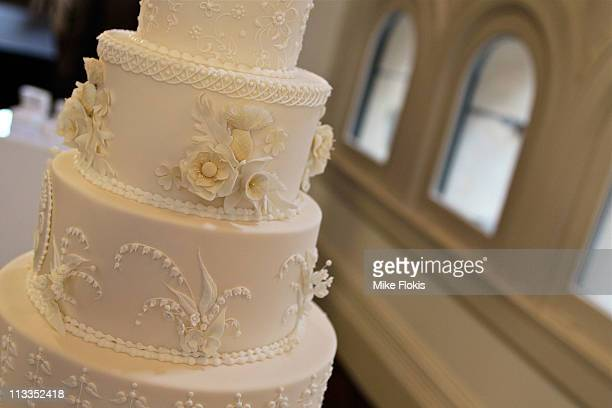 wedding cakes victoria australia wedding cake stock photos and pictures getty images 25877