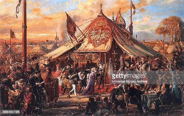 The Republic at the Zenith of Its Power Golden Liberty The Royal Election of 1573 by Jan Matejko Golden Liberty was a unique aristocratic political...