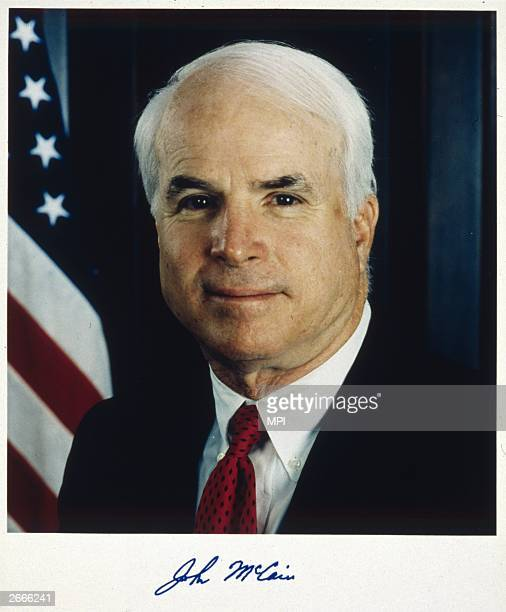 The Republican Senator from Arizona John McCain a prisoner of war for several years in Vietnam he contested his party's nomination for the 2000...