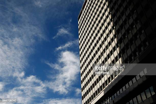 The Reserve Bank of Australia headquarters stands in Sydney Australia on Monday July 4 2016 Australia's failure to make a decisive political choice...