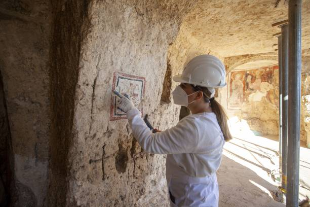 ITA: Rock Church Of Matera Renovated