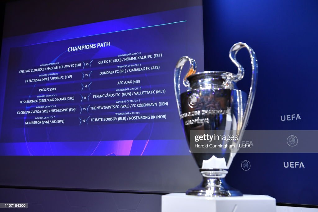 The Results Of The Uefa Champions League 2019 20 Third