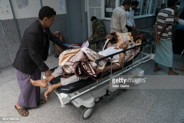 A YEMEN 3 MAY The resurgent cholera outbreak which started at the end of April is spreading with unprecedented speed in Yemen The resurgent cholera...