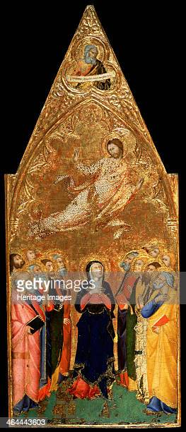 'The Resurrection' c1355c1360 Found in the collection of the State Hermitage St Petersburg