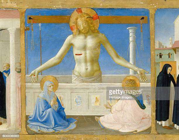 The Resurrection ca 1430 Found in the collection of Musée du Louvre Paris Artist Angelico Fra Giovanni da Fiesole