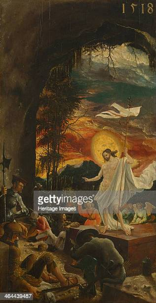The Resurrection of Christ 1518 Found in the collection of the Art History Museum Vienne