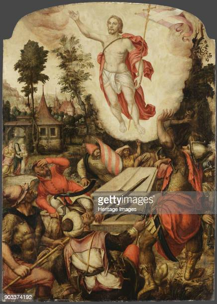 The Resurrection of Christ Found in the Collection of Wawel Royal Castle Krakow