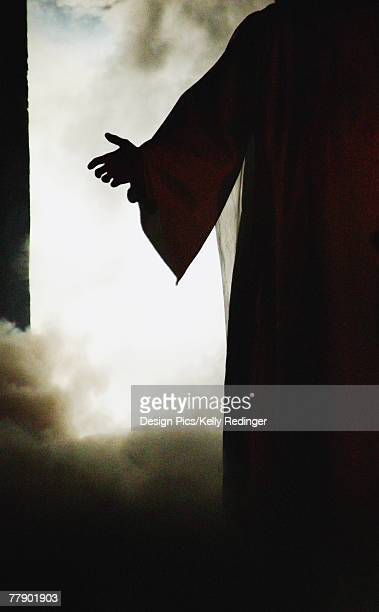 the resurrection - empty tomb jesus stock pictures, royalty-free photos & images