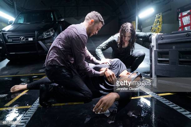 S AGENTS OF SHIELD The Return In the exciting penultimate episode leading into next week's season finale Coulson and the team's victory in the...