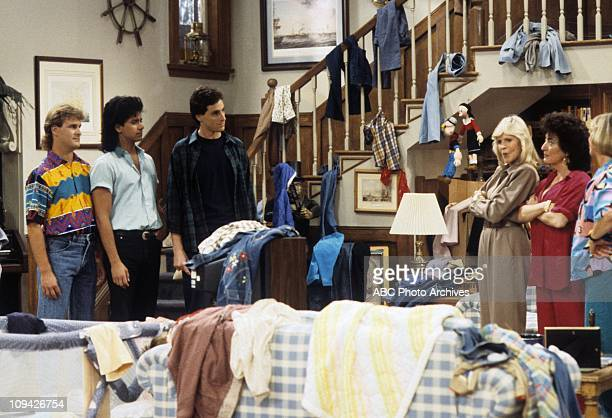 HOUSE 'The Return of Grandma' Airdate October 9 1987 DAVE