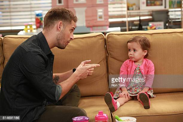 DADDY 'The Return of the Mommy' Angela returns and wants to see Emma but Ben is hesitant on an allnew episode of 'Baby Daddy' airing WEDNESDAY MARCH...