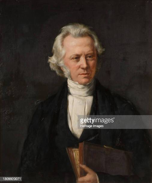 The Rev. Hugh Hutton , 1840-1860. The Reverend Hugh Hutton was minister of the Old Meeting House, Birmingham 1822-51. He also appears in Benjamin...
