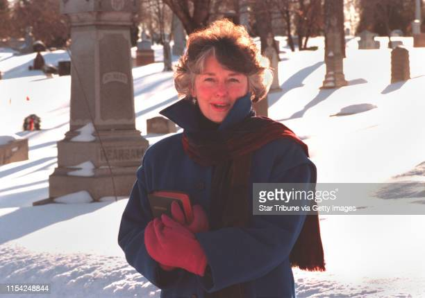 The Rev Karla McGray The Rev Karla McGray at Lakewood Cemetery Much of her work is outdoors