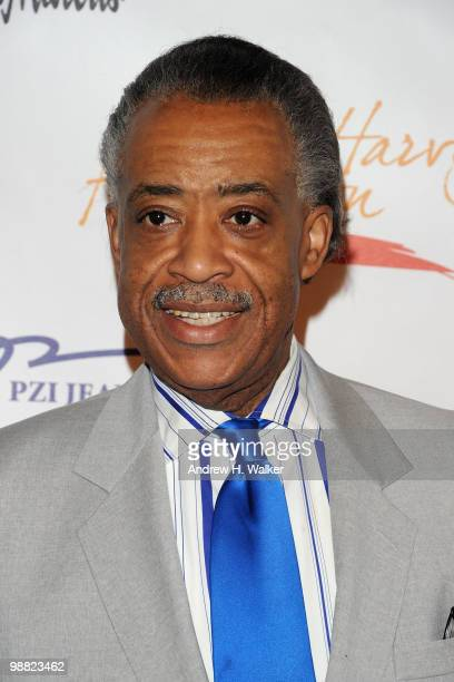 The Reverend Al Sharpton attends the New York Gala benefiting The Steve Harvey Foundation at Cipriani Wall Street on May 3 2010 in New York City