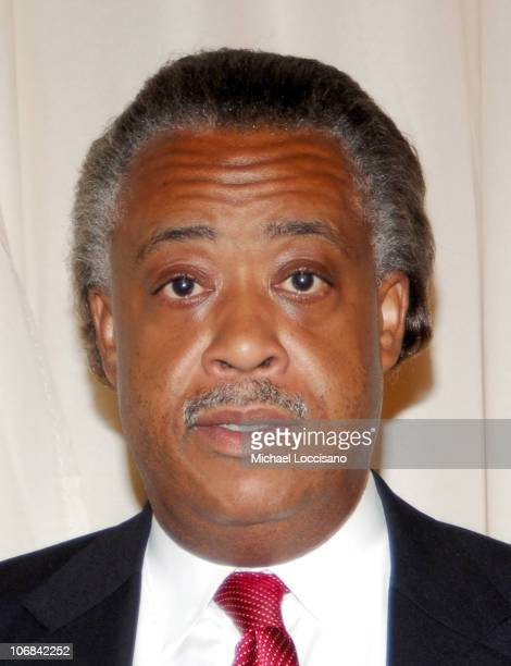 The Reverend Al Sharpton during Will Smith Celebrates LIVE 8 with a PreLaunch Party in his Hometown of Philadelphia at The 23rd Street Armory in...