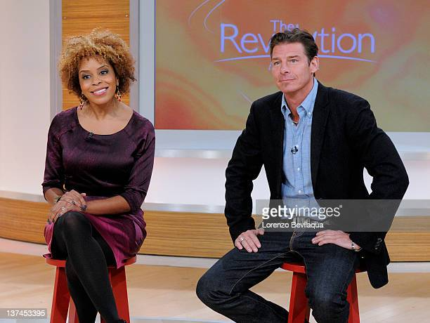THE REVOLUTION The Revolution is Walt Disney Television via Getty Images Daytime's new daily talk show set to premiere Monday January 16 Hosted by a...