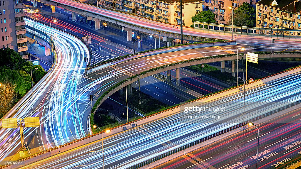 The rhythm of the viaduct : Stock Photo