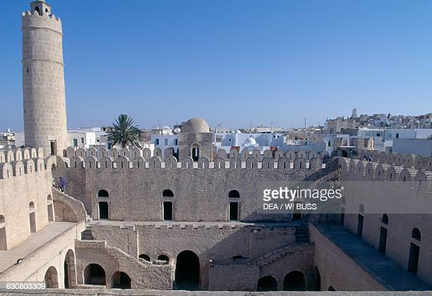 The Ribat 11th century in the medina of Sousse Tunisia